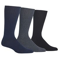 Men's Chaps 3-pk. Dress Socks