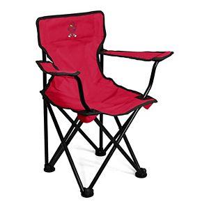 Logo Brands Louisville Cardinals Toddler Portable Folding Chair