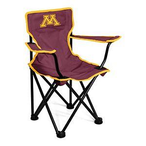 Logo Brands Minnesota Golden Gophers Toddler Portable Folding Chair