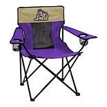 Logo Brands James Madison Dukes Elite Portable Folding Chair