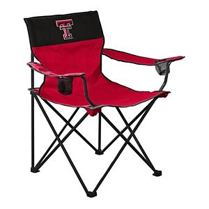 Logo Brands Texas Tech Red Raiders Toddler Folding Chair