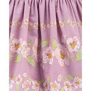 Baby Girl OshKosh B'gosh Floral Ruffle Dress
