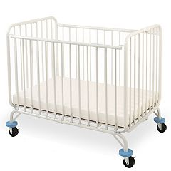 L.A. Baby Deluxe Holiday Crib & Mattress