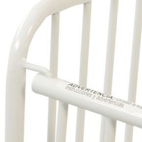 L.A. Baby Deluxe Holiday Crib and Mattress