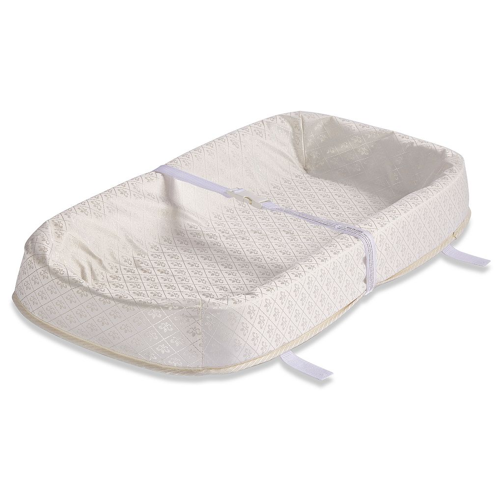 LA Baby Four-Sided Changing Pad - 32-in.
