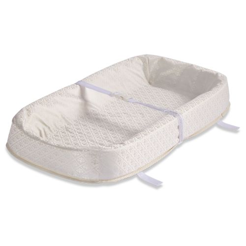 L.A. Baby Four-Sided Organic Cotton Changing Pad - 32-in.