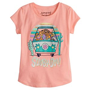 Toddler Girl Jumping Beans® Retro Scooby Doo! Graphic Tee
