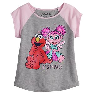 Toddler Girl Jumping Beans® Sesame Street Best Pals Graphic Tee
