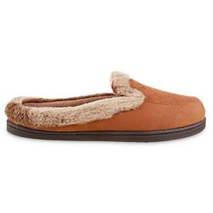 Women's isotoner Loafer Made with Recycled Microsuede