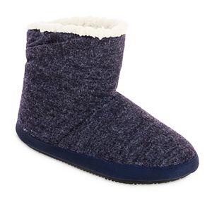 Women's isotoner Knit Marisol Hoodback Slippers