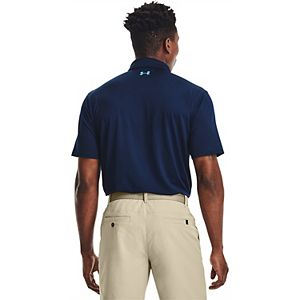 Men's Under Armour Classic-Fit Performance Golf Graphic 2.0 Polo