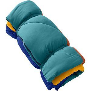 Lands' End Kids Spinnaker Stripe Sleeping Bag
