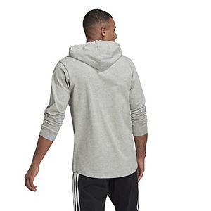 Big & Tall adidas Jersey Pullover Hoodie