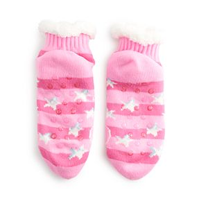 Girls 4-16 DreamWorks Trolls 2 Cozy Warmer Slipper Socks