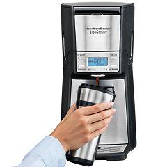 Hamilton Beach BrewStation Summit Coffee Maker
