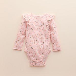 Baby Girl Little Co. by Lauren Conrad Ruffled Bodysuit
