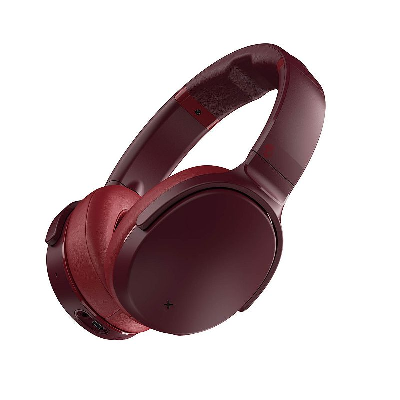 Skullcandy Venue Wireless ANC Over-Ear Headphones, Red
