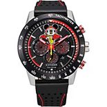 Disney's Mickey Mouse Men's Racer Strap Chronograph Watch by Citizen - CA4439-07W