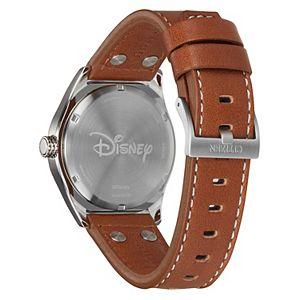 Disney's Mickey Mouse Men's Aviator Strap Watch by Citizen