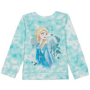Disney's Frozen Elsa Toddler Girl Tie-Dye Fleece by Jumping Beans®