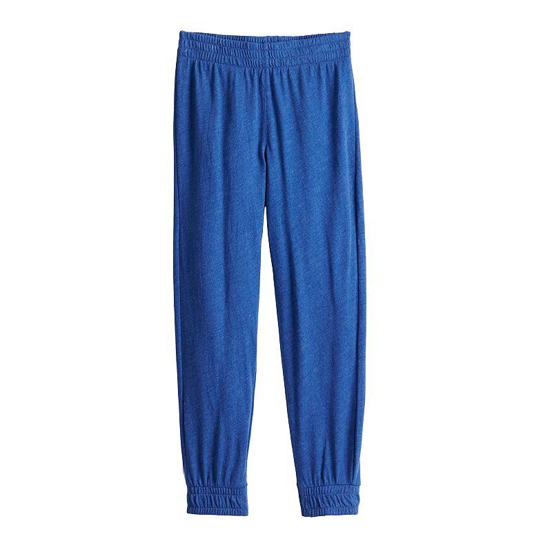 Boys 4-7 Jumping Beans Essential Jogger Pants, Boy's, Size: 5 SLIM, Dark Blue
