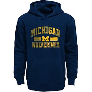 Boys 4-20 Michigan Wolverines All for One Hoodie