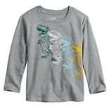 Toddler Boy Jumping Beans® Set-In Dinosaur Graphic Tee