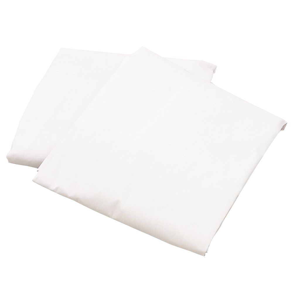 LA Baby Compact Cotton Fitted Sheet