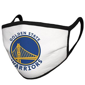 Fanatics Branded Golden State Warriors Cloth Face Covering (Size Small) - MADE IN USA