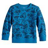 Toddler Boy Jumping Beans® Fleece Sweatshirt