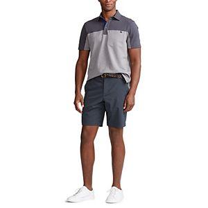 Men's Chaps Classic-Fit Colorblock Outdoor Polo