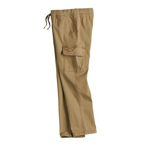 Boys 4-12 Jumping Beans® Twill Cargo Pants