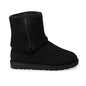 SO® Hyena Women's Sweater Boots
