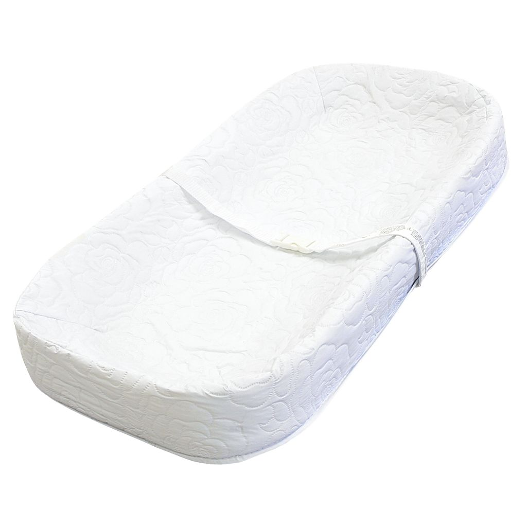 LA Baby Four-Sided Changing Pad