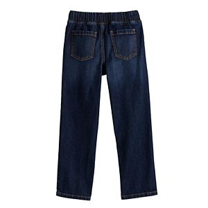 Boys 4-12 & Slim Fit Jumping Beans® Denim Jeans