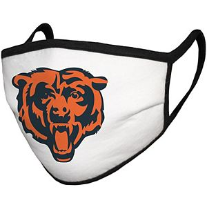 Adult Fanatics Branded Chicago Bears Cloth Face Covering - MADE IN USA