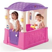 Step2 Girls' Naturally Playful Four Seasons Playhouse