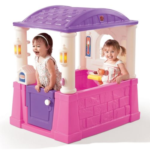 Step2 Girls' Naturally Playful Four Seasons Playhouse