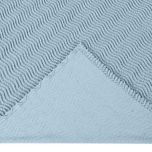 Better Trends Natick Cotton Chenille Comforter or Sham