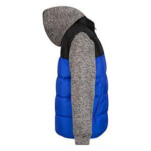Boys 4-7 Hurley 2-1 Puffer Jacket