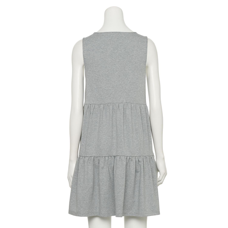 Women's LC Lauren Conrad Tiered Babydoll Dress