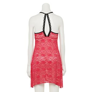 Women's Apt. 9® Stretch Lace Chemise