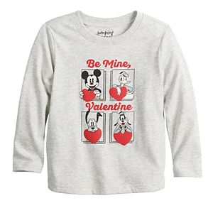 "Disney's Mickey Mouse & Friends Toddler Boy ""Be Mine Valentine"" Graphic Tee by Jumping Beans®"