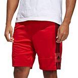 Big & Tall adidas D2M Shorts
