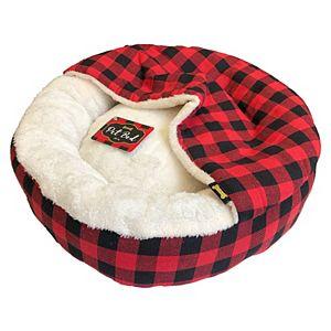 Woof Round Pet Cave