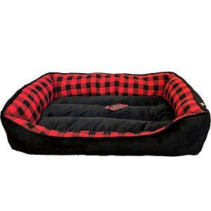 Woof Cuddler Pet Bed