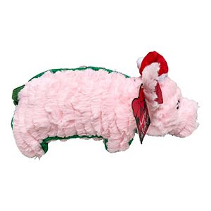 Woof Durable Pig Plush Toy