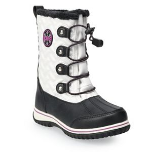 totes Makenzie Tall Girls' Winter Boots