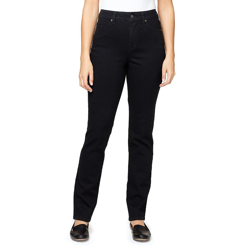Women's Gloria Vanderbilt Amanda Modern Embroidered Slim Jeans