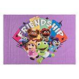 Disney's Muppet Babies Area Rug - 4'6'' x 6'6''